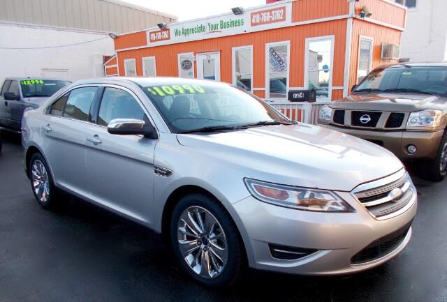 2010 Ford Taurus Visit Guaranteed Auto Sales online at wwwguaranteedcarsnet to see more pictures