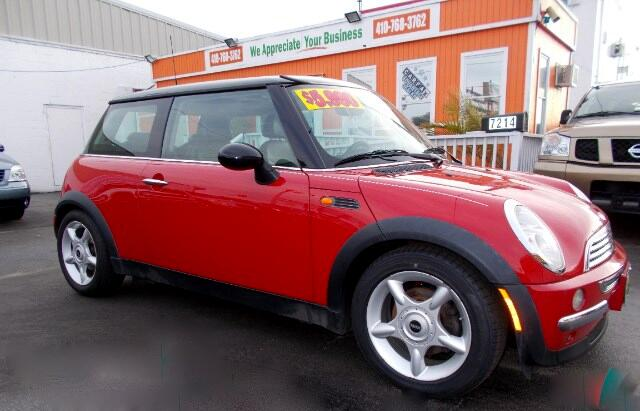 2003 MINI Cooper Visit Guaranteed Auto Sales online at wwwguaranteedcarsnet to see more pictures