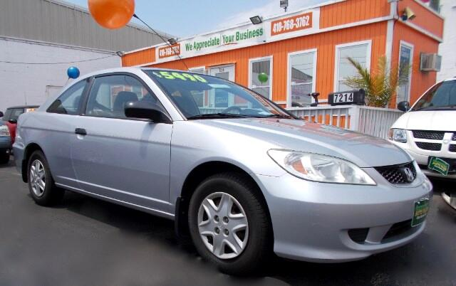 2004 Honda Civic Visit Guaranteed Auto Sales online at wwwguaranteedcarsnet to see more pictures