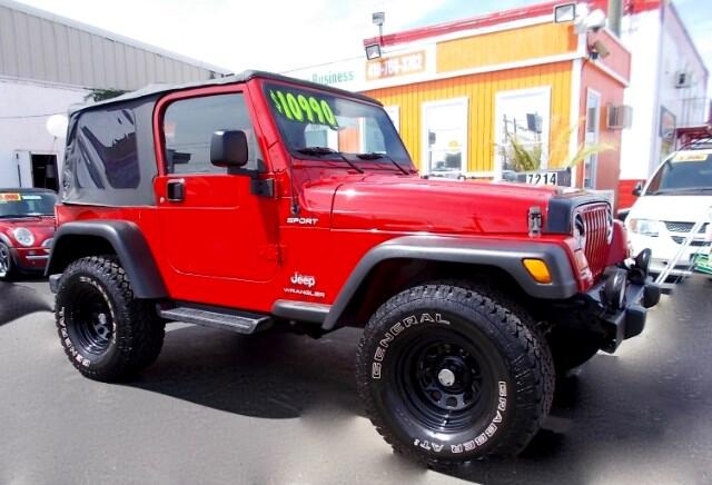 2003 Jeep Wrangler Visit Guaranteed Auto Sales online at wwwguaranteedcarsnet to see more picture