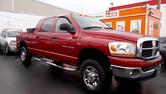 2006 Dodge Ram 2500 Visit Guaranteed Auto Sales online at wwwguaranteedcarsnet to see more pictur