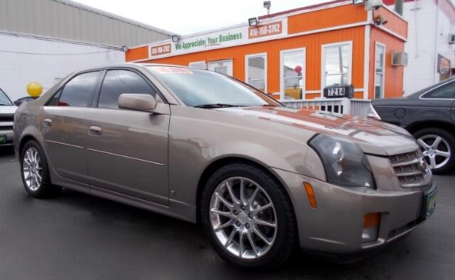 2007 Cadillac CTS Visit Guaranteed Auto Sales online at wwwguaranteedcarsnet to see more pictures