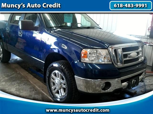 2007 Ford F-150 XLT SuperCrew Short Box 4WD