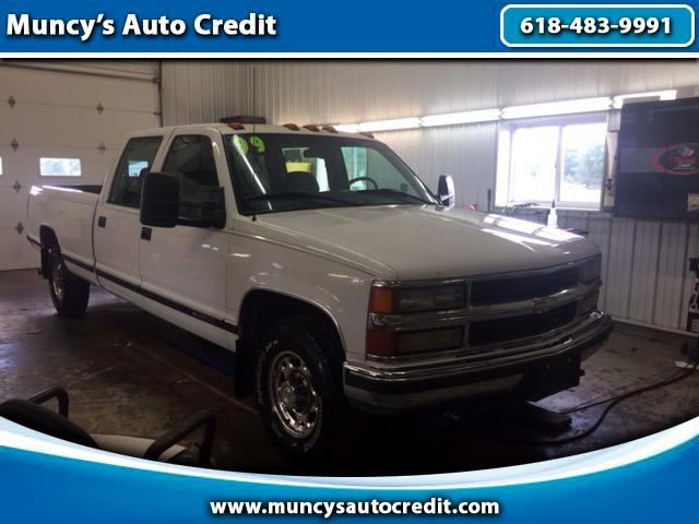 1999 Chevrolet C/K 3500 Crew Cab Long Bed 2WD