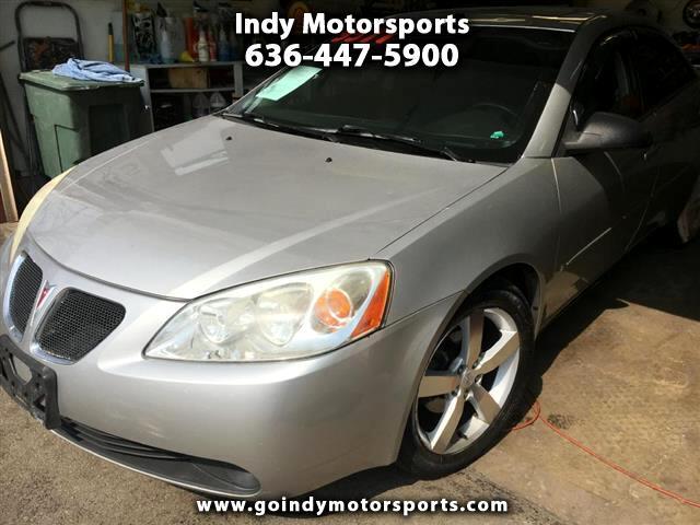 2006 Pontiac G6 GTP Sedan