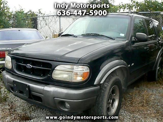 2000 Ford Explorer XLT AWD