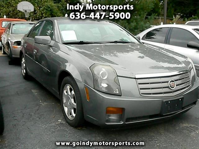 2004 Cadillac CTS Base
