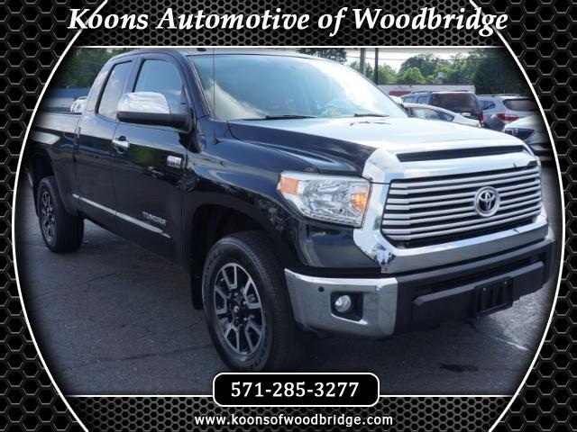 2014 Toyota Tundra Limited 5.7L Double Cab 4WD