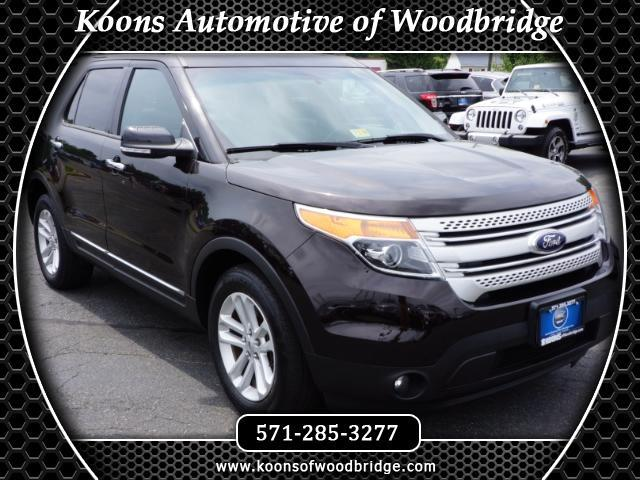 2014 Ford Explorer XLT FWD