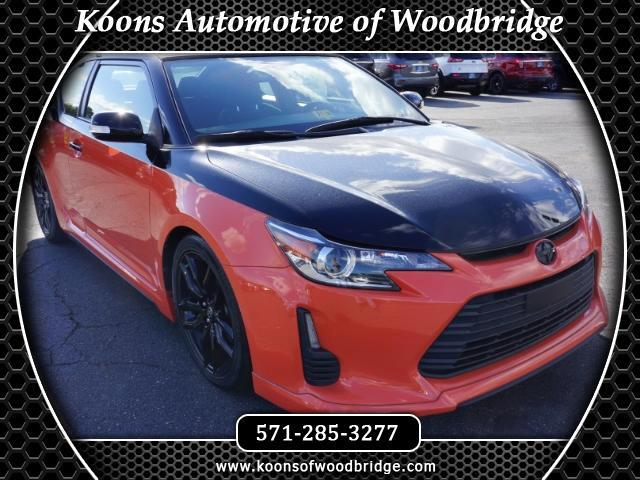 2015 Toyota tC Sports Coupe 6-Spd AT