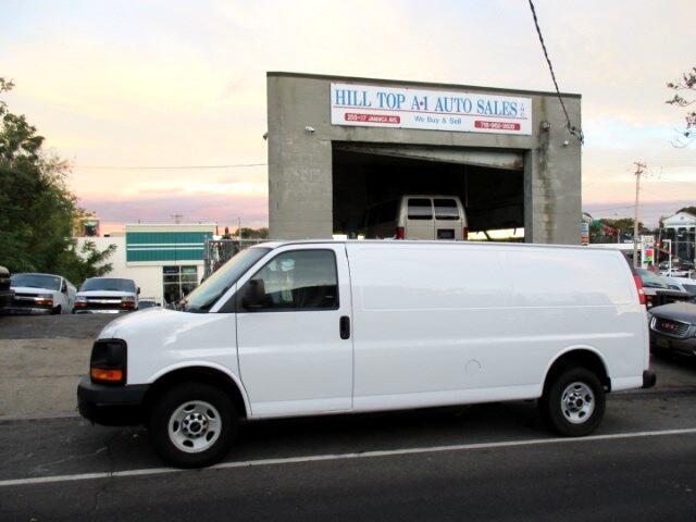 2014 GMC Savana G2500 Extended Cargo