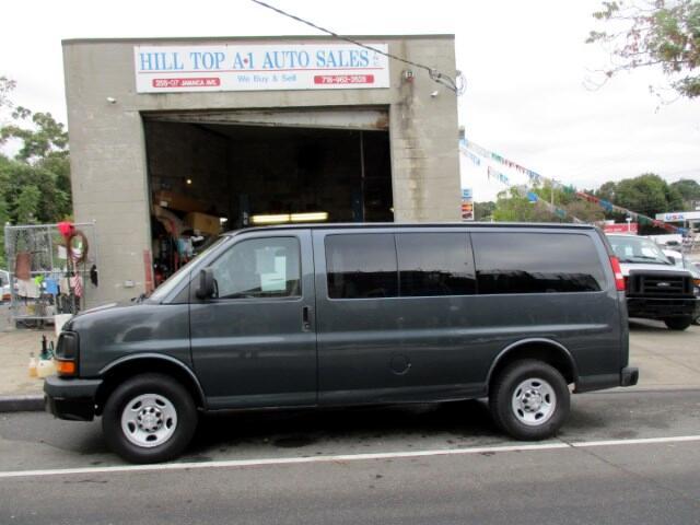 2014 Chevrolet Express Vans : LS 2500 Passenger Van Loaded