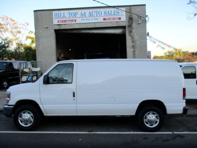 2010 Ford Econoline Vans : E-250 Cargo Van Chrome Front Loaded