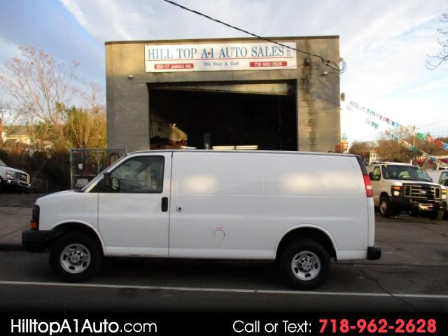 2008 Chevrolet Express Vans : 2500 Cargo Van Bin Package