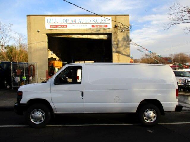 2012 Ford Econoline Vans E-250 Cargo Van White