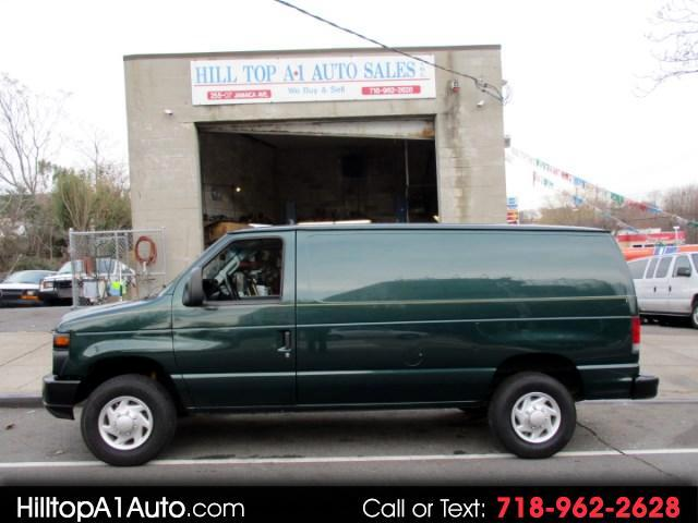 2009 Ford Econoline Vans E-350 Super Duty Cargo Van Dark Green