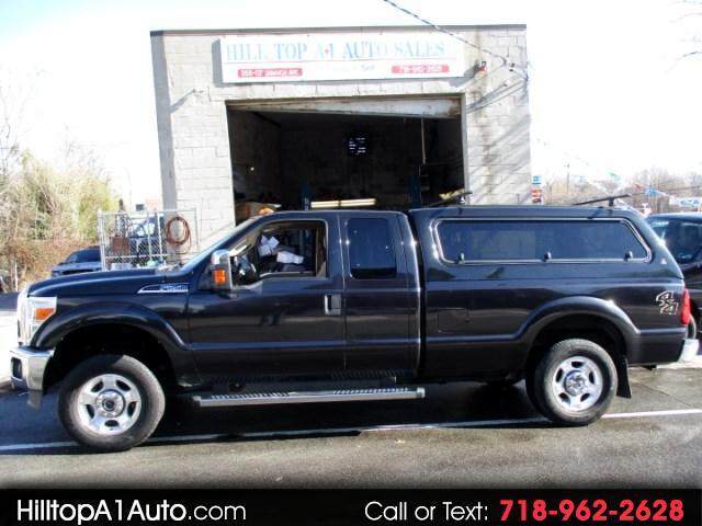 2011 Ford F-250 SD XLT Super Cab Long Bed 4WD Pickup Truck