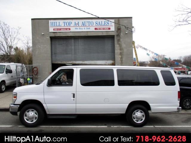 2013 Ford Econoline Vans E-350 Club Wagon XLT15 Passenger Van 54K