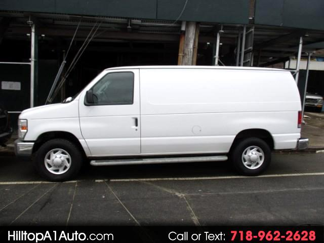 2013 Ford Econoline Vans E-250 Cargo Van Chrome Front Loaded