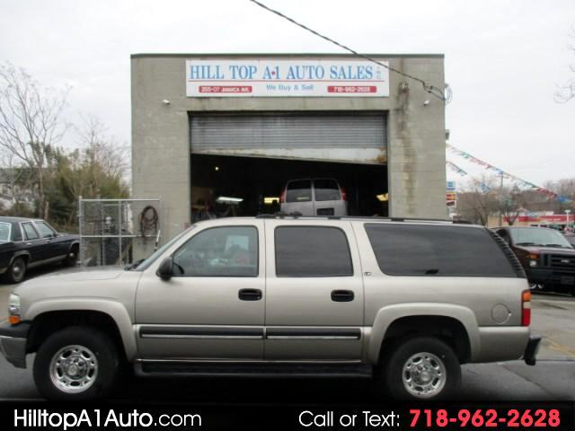 2002 Chevrolet Suburban K 2500 Suburban LS 4x4 Loaded 3 Rows Seating 126K