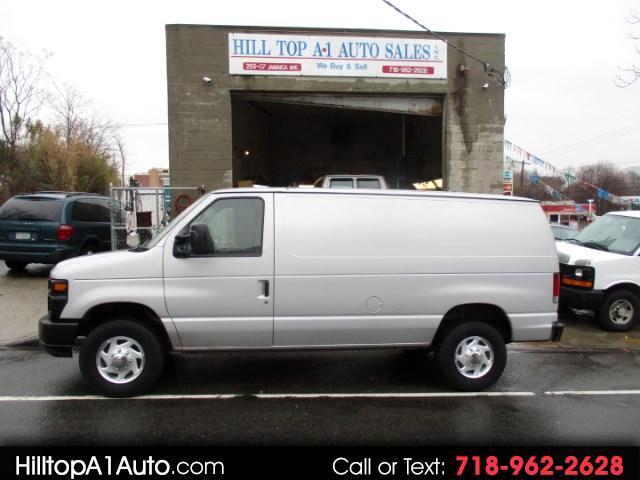 2008 Ford Econoline Vans E-250 Cargo Van Silver 54K