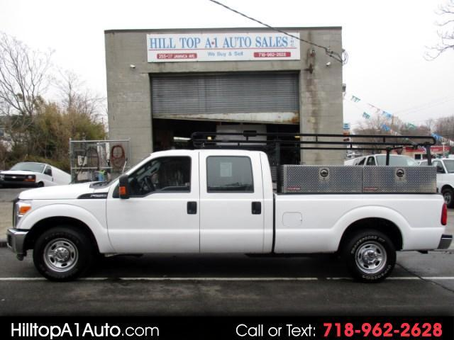 2015 Ford F-250 SD F-250 Crew Cab 8 Foot Bed Roof Rack & Bins 2WD Loa