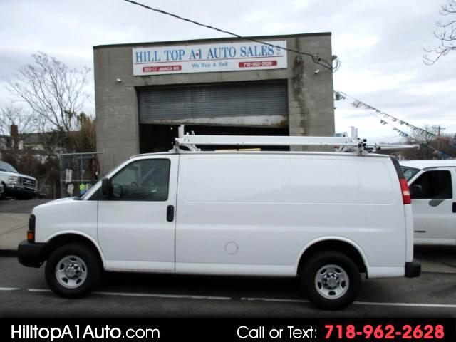 2011 Chevrolet Express Vans G 2500 Cargo Van Racks and Bins