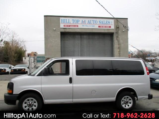 2014 GMC Savana Vans G1500 Cargo / Passenger Van *Silver* Loaded