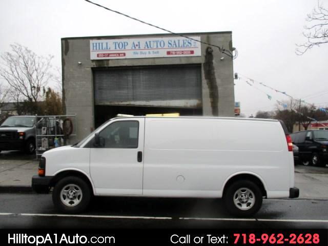 2008 Chevrolet Express Vans G1500 AWD Cargo Van 4x4