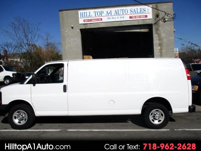 2014 Chevrolet Express Vans G 2500 Enclosed Extended Cargo Van 55K