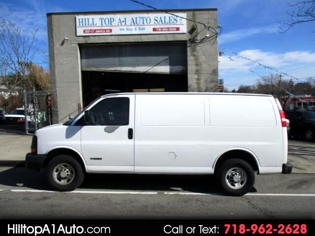 2006 Chevrolet Express Vans G 2500 Cargo Van 110K