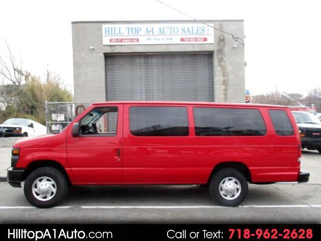 2012 Ford Econoline Vans E-350 15 Passenger Club Wagon XL 24K