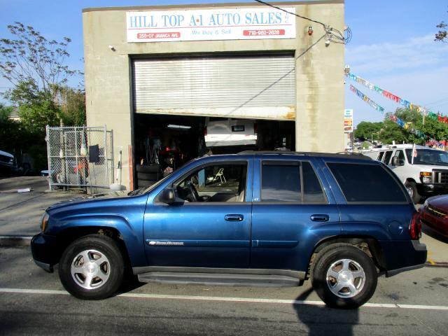 2004 Chevrolet TrailBlazer LS 4WD SUV-Truck