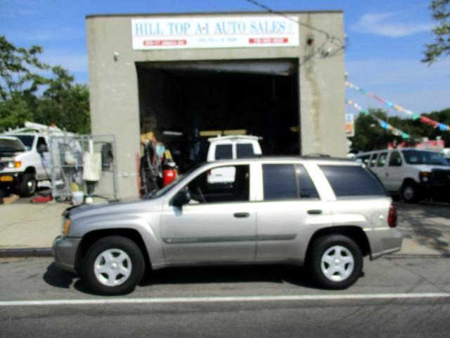 2003 Chevrolet TrailBlazer LS 4WD SUV 85K