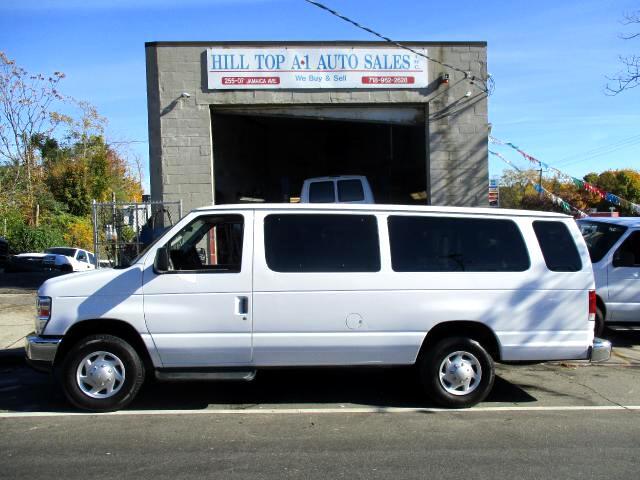2011 Ford Econoline Vans - E-350 XLT 15 Passenger Van