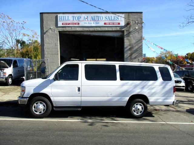 2013 Ford Econoline Vans  E-350 Club Wagon XLT 15 Passenger Van-Vans