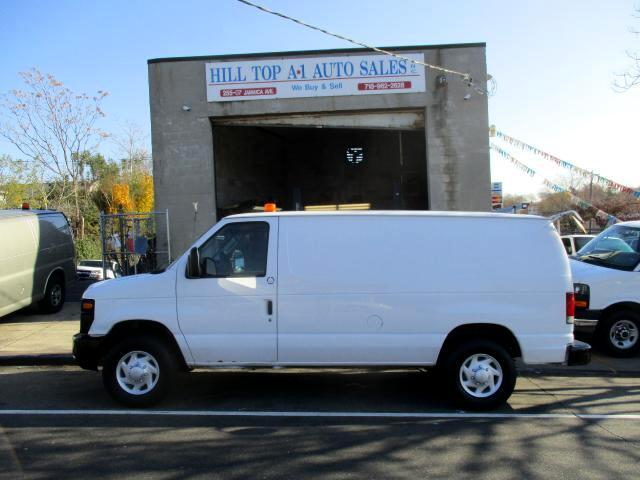 2008 Ford Econoline Vans -  E-250 cargo Van 91 K
