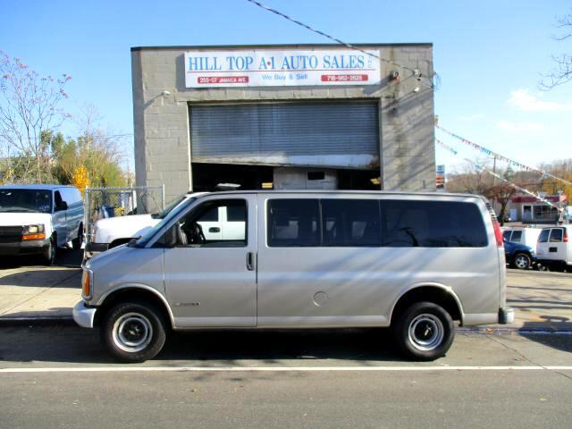 2002 Chevrolet Express Vans - G2500 Passeneger Van 64K