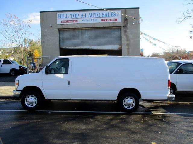 2010 Ford Econoline Vans - E-250 Extended Cargo Van Chrome Front