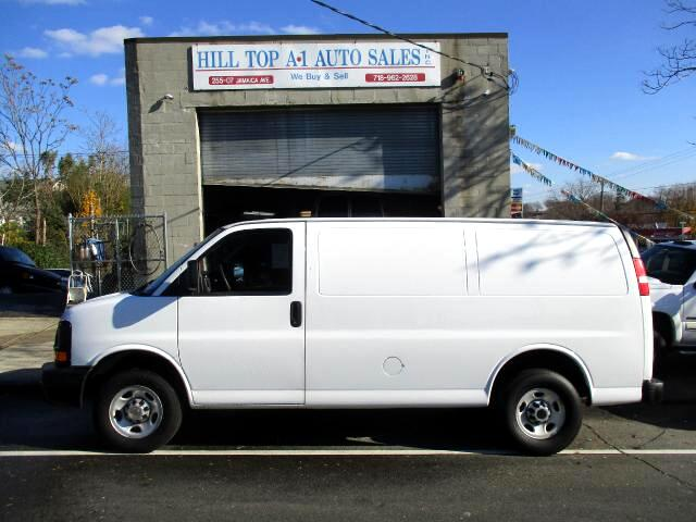 2011 Chevrolet Express Vans - G2500 Enclosed Cargo Van 82K