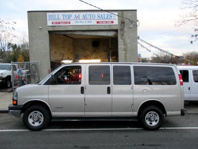 2005 Chevrolet Express Vans - G3500 Custom 12 Passenger Van 92K