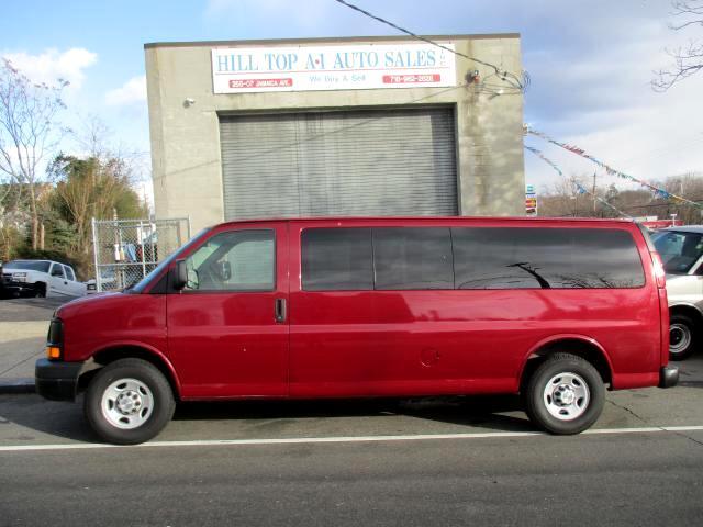 2009 Chevrolet Express Vans G3500 15 Passenger Van