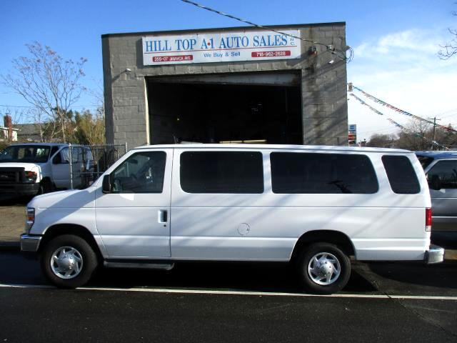 2010 Ford Econoline Vans E-350 XLT Extended 15 Passenger Van