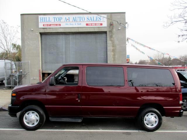 2008 Ford Econoline Vans E-150 XL Passenger Van 58K