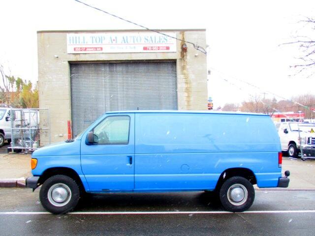 2006 Ford Econoline Vans E-250 Cargo Van