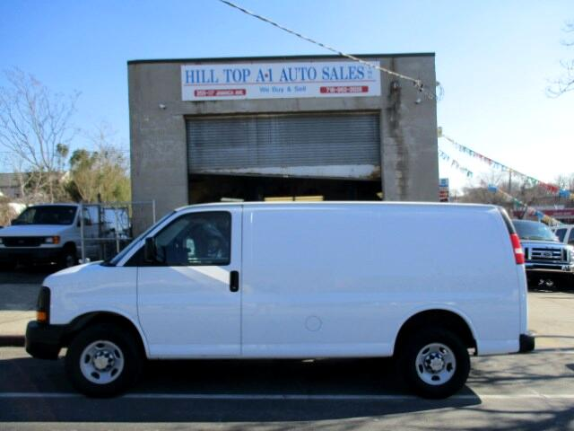 2012 Chevrolet Express Vans G2500 Enclosed Cargo Van Clean Loaded