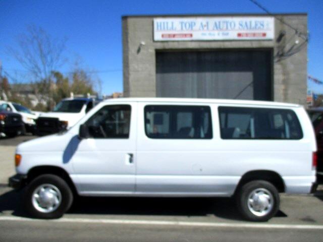 2007 Ford Econoline Vans E-350 Club Wagon XL 12 Passenger Van 53K