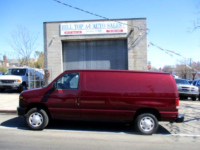 2008 Ford Econoline Vans E-150 HD XL Cargo Van Maroon 85K Loaded