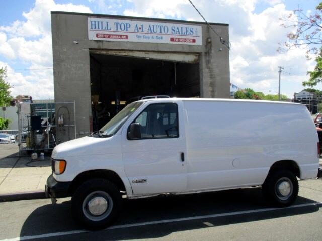 2004 Ford Econoline Vans E250 Cargo Van 95K