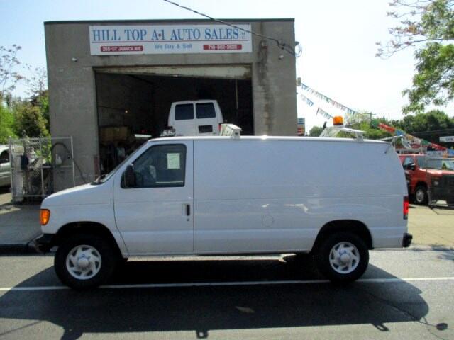 2007 Ford Econoline Vans E-250 Cargo Van 91K